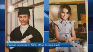 Police continue search for father 2 days after missing Quebec girls found dead