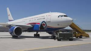Prime minister's damaged plane grounded after crash