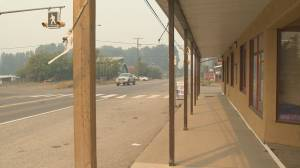 Winds prompt major expansion of evacuations for the White Rock Lake Fire (02:46)