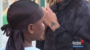 Edmonton mother demands change after son's durag controversy