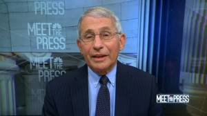 Coronavirus: Dr. Fauci says Biden plan for 100 million vaccinations in 100 days 'absolutely doable' (01:24)