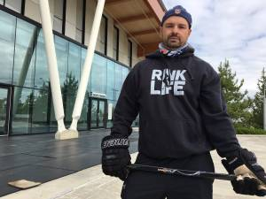 COVID-19 restrictions pose dilemma for Edmonton man pursuing sports passions