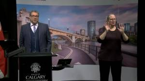 'We had to move forward': Nenshi says it was important to get shelter set up for homeless