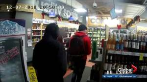 Some parts of Edmonton hit harder by liquor store robberies
