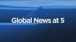 Global News at 5 Calgary: May 21 (11:46)