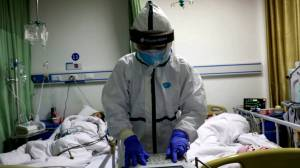 Coronavirus outbreak: Director at Wuhan hospital dies from illness as number of cases drop