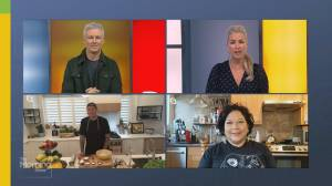 Checking with chefs Chuck Hughes and Sheila Flaherty on Indigenous cuisine