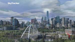 Edmonton early morning weather forecast: Wednesday, September 15, 2021 (01:55)