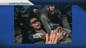 Winnipeg photographer capturing images of physical distancing