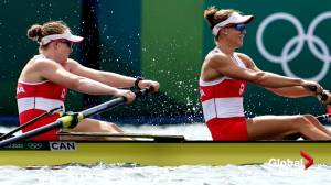 Tokyo Olympics: Canada wins bronze medal in women's pair rowing (02:00)
