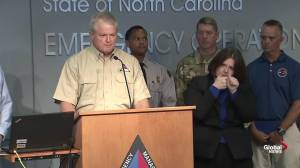 North Carolina officials say everyone must be prepared for Dorian by Wednesday