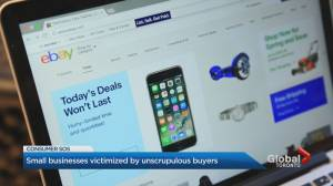 Small businesses in GTA victimized by unscrupulous buyers