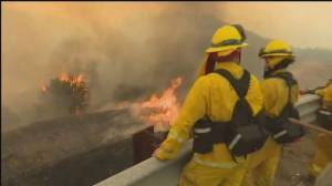 State of Emergency: California wildfires force historic evacuations
