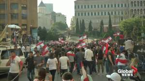 Lebanon's protesters unconvinced by PM's reform proposals