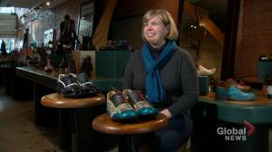 Shoes for the soul: how this Canadian shoe designer made a Calgary woman the perfect pair