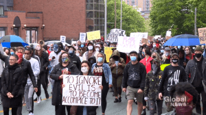 Halifax activists respond to U.S. anti-racism protests
