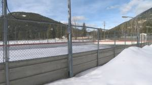 Falkland gets funding to help put a roof on its ice rink