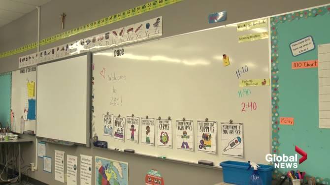 Click to play video: Alberta Teachers' Association demands rewrite on 'flawed' draft K-6 curriculum