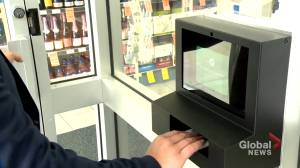 Scan of government ID now required at Calgary liquor store locations (01:55)