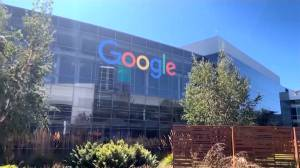 U.S. Justice Department files lawsuit against Google over antitrust violations (01:27)