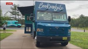 South Shore Public Libraries new Bookmobile is ready to roll (06:24)
