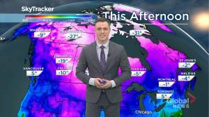 Saskatchewan weather outlook: Feb. 18