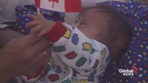 Toddler needed life-saving surgery 20 years ago and Edmonton stepped up