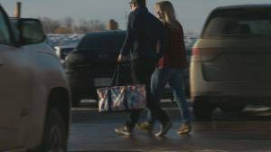 Plastic grocery bag ban now in place in Devon