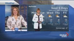 Global News Morning weather forecast: February 8, 2021 (01:46)