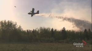 Wildfire forecast for Alberta looks optimistic so far