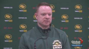 Eskimos' GM busy on CFL's first day of free agency