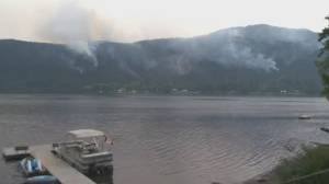 How B.C. residents are coping as 300+ wildfires burn across province (01:59)