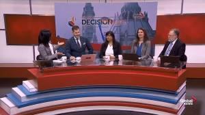 Federal Election 2019: Meet the Global News election night talk radio panel