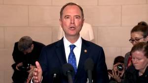 Sondland testimony 'important moment' in Trump impeachment inquiry: Schiff