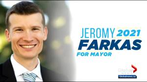 'Opportunity is what Calgarians need': Farkas launches mayoral bid for 2021