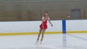 Kingston skater Jessica Lui looks forward to the Canadian championships