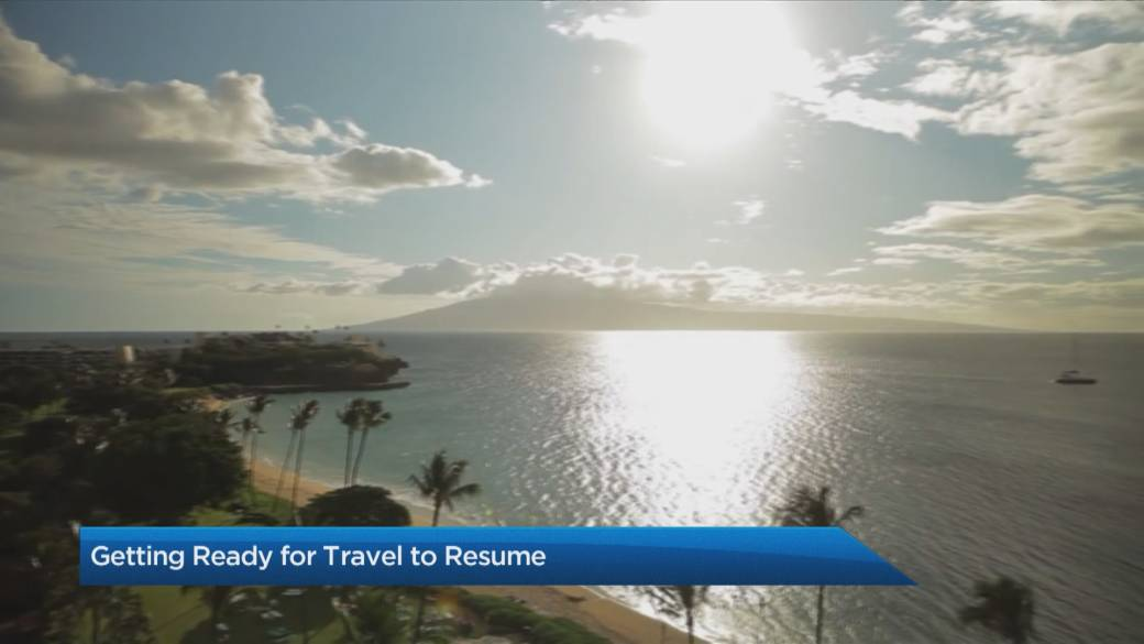 Click to play video: 'The Travel Lady: Airlines ramping up their summer schedules'