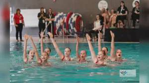 Alberta Artistic Swimming National Stream provincial championships