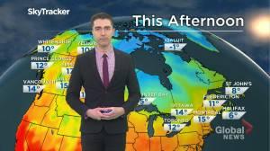 Saskatchewan weather outlook: May 7