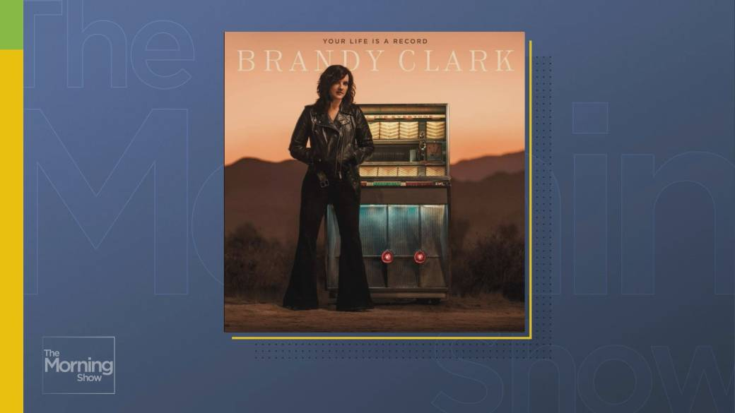 Click to play video 'Brandy Clark talks about her latest album 'Your Life is a Record''
