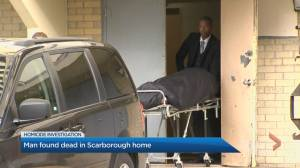 Police in Scarborough investigate homicide