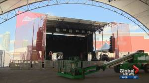 COVID-19: Calgary Stampede announces Nashville North entrance restrictions (03:18)