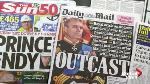 From 'naive' to 'outcast': UK reacts to Prince Andrew's retirement from public life