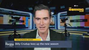 Billy Crudup on the latest season of Apple's 'The Morning Show' (04:47)