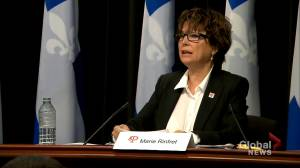 Glaring flaws in Quebec long-term care homes repeatedly flagged before COVID-19 crisis, says ombudsman (02:25)