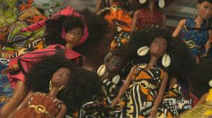 Montreal artist builds self-esteem, one culturally diverse doll at a time