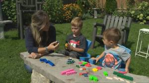 Moms launch learning resources to help parents facilitate at-home learning (02:45)