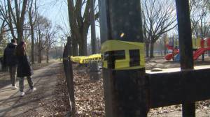 Toronto city parks close amid COVID-19 pandemic