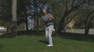 The Drive to 300 Yards: Trying to make progress with golf courses closed (03:14)
