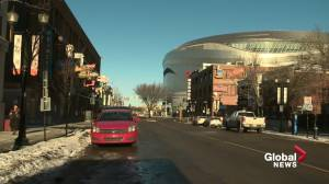 Downtown Business Association urging companies to maintain office space in Edmonton's core (02:03)